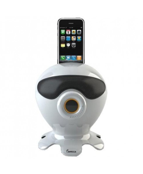 10 Watt Octopus Character iPod Docking Speaker