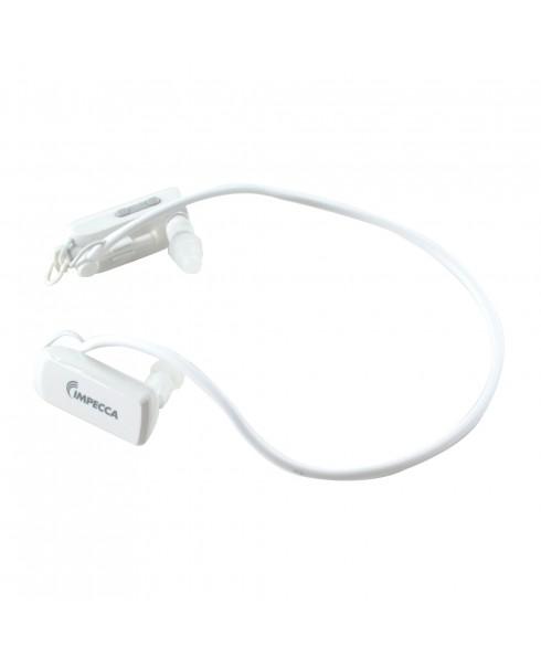 IMPECCA SPORTS 8GB MP3/WMA PLAYER, WHITE