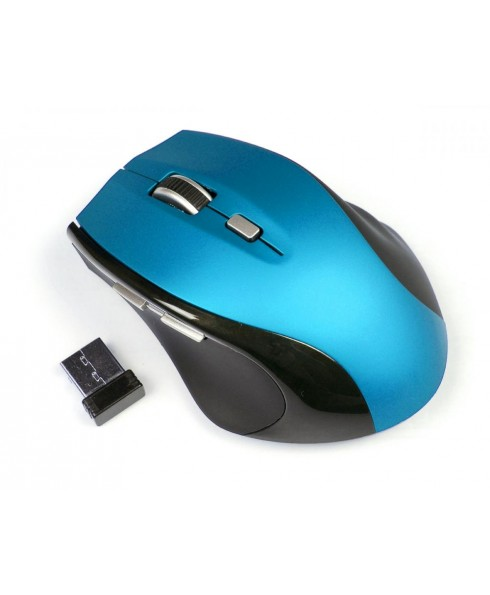 WM702 Wireless Optical Mouse - Blue