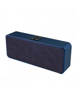 Hi-Fi Stereo Bluetooth Speaker, Blue
