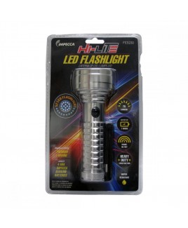 Hi-Lite 52 LED Flashlight, Silver