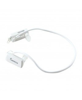 Wire Free Sport Waterproof 8GB MP3 Player, White