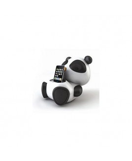 AS601 Panda Character Shaped 6 Watts iPod Docking Speaker