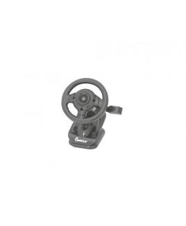 WC100 Steering Wheel Webcam with Built-in Mic Black