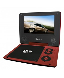 Portable DVD Player with 7-inch Widescreen Display