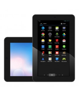 Intelect 7-Inch Android 4.3 JellyBean Tablet with 4GB Memory and Dual Cameras
