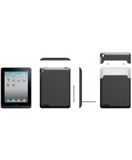 9000mAh Battery Case for iPad 2