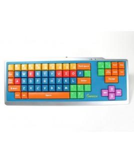 KBC101 Junior Keyboard - Blue