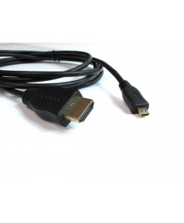 HD1403M 3ft. Micro HDMI to HDMI Cable with Ethernet Connection