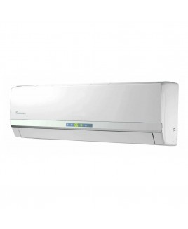 Flex Series Two Wall-Mounted Indoor Ductless Split Units, and 18,000 BTU Outdoor Unit with Inverter Technology