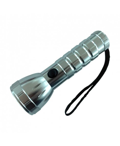 Hi-Lite 28-LED Flashlight, Gun Color