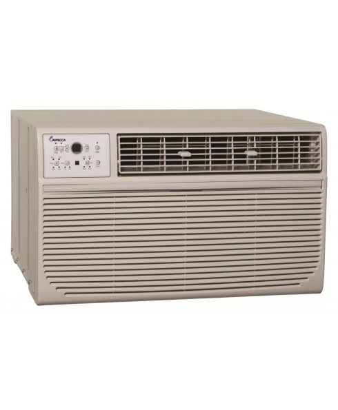 8,000BTU Through-the-Wall Air Conditioner with Electronic Controls