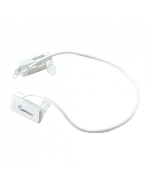 IMPECCA SPORTS 8GB MP3/WMA PLAYER, WHITE