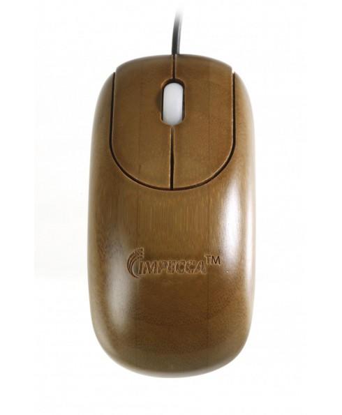 Custom Carved Designer Bamboo Walnut Color