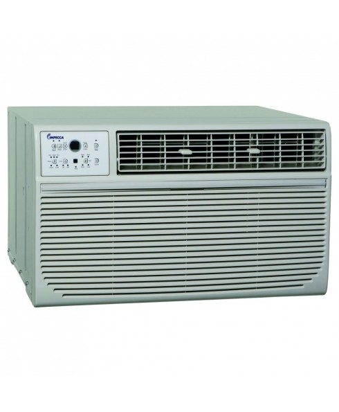 8,000 BTU/h Heat & Cool Through The Wall Air Conditioner