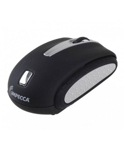WM402 Traveling Notebook Mouse - Black
