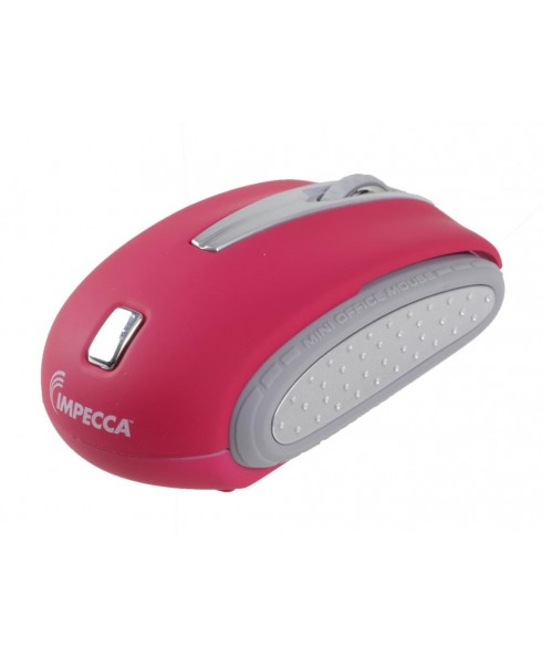 WM402 Traveling Notebook Mouse - Pink