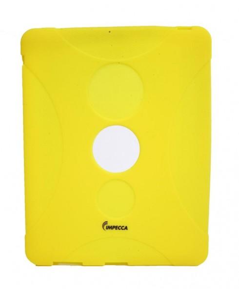 IPS130 Shock Protective Heavy Duty Rubber Skin for iPad™ - Yellow