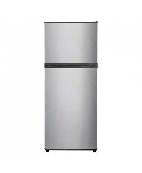IMPECCA 9.9 CU FT TOP MOUNT FREEZER S/S