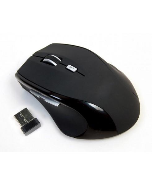 WM702 Wireless Optical Mouse - Black