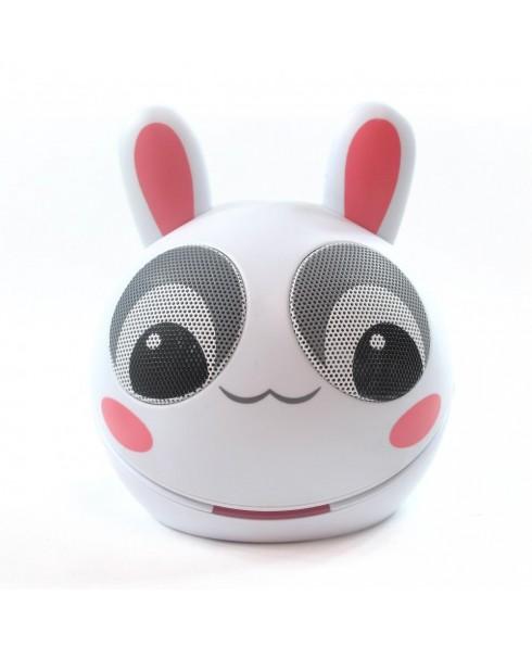 Compact Portable Rabit Character MP3 Speaker