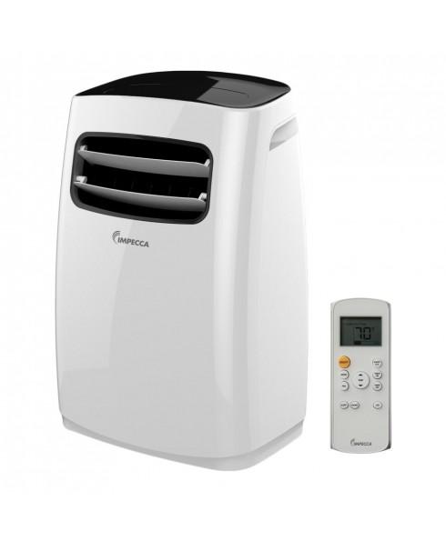 12,000 BTU 3-IN-1 Portable Air Conditioner COOL-FAN-DEHUMIDIFY