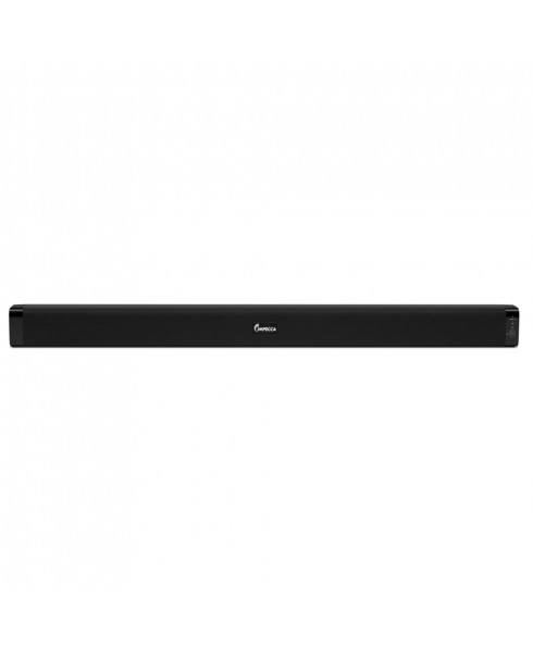 37in Wireless 2.0-Channel Soundbar with Optical input