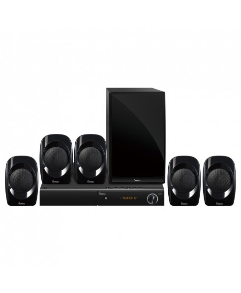 Expanse 450 Watts 5.1-Channel DVD Home Theater System with Bluetooth