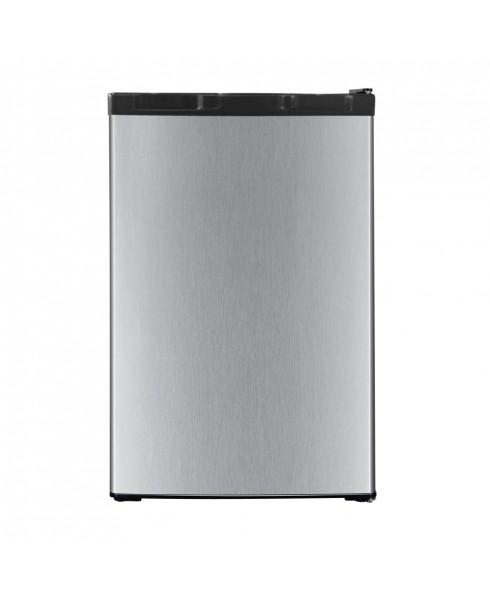 RC-1446 4.4 Cu. Ft. Single Door Compact Refrigerator, Stainless Look