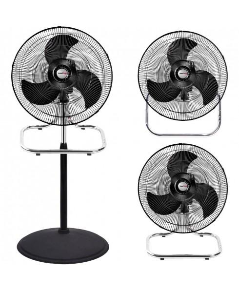 """FanFair 18"""" 3-in-1 Hi Velocity Industrial Fan"""