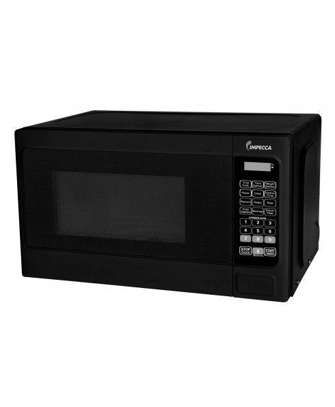 0.7 Cu. Ft. 700 Watts Counter Top Digital Microwave Oven - Black