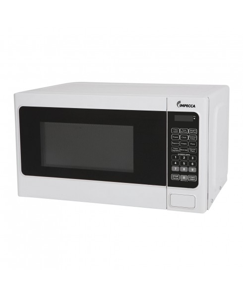 0.7 Cu. Ft. 700 Watts Counter Top Digital Microwave Oven - White