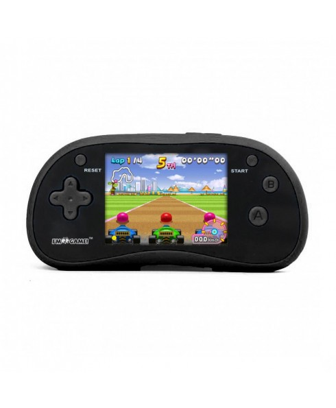 I'm Game GP-180 Handheld Game with 220-Exciting Games - Black