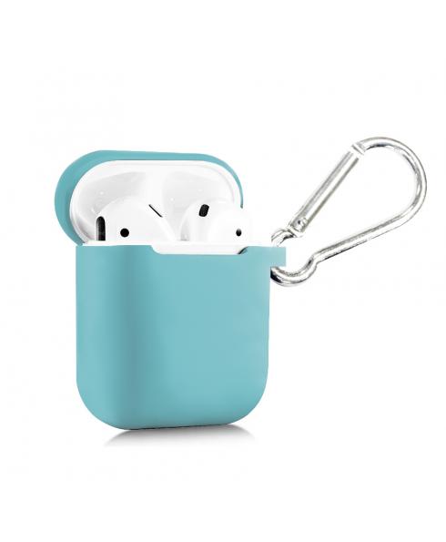 True Wireless Silicon Case - Aqua