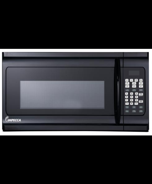 1.6 Cu. Ft. Over the Range Microwave Oven - Black