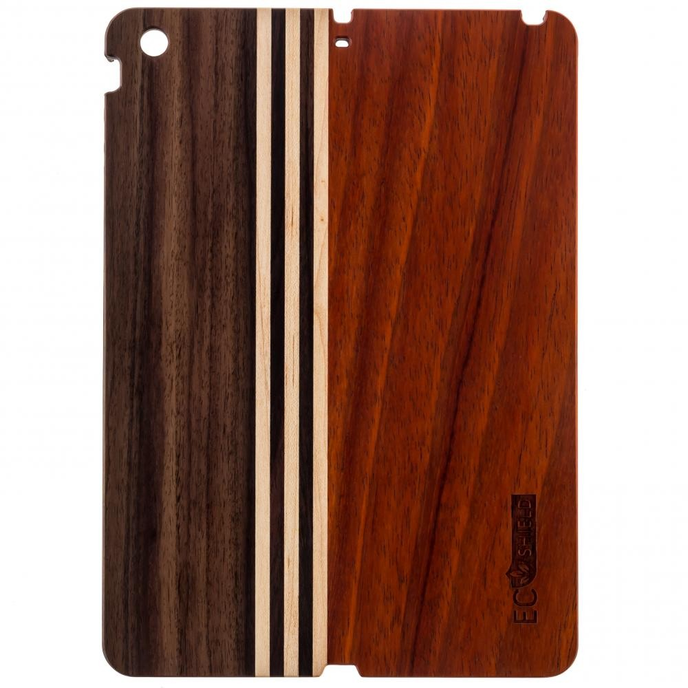 eco shield natural wood case for ipad air forest symphony made of rosewood maple ebony wood. Black Bedroom Furniture Sets. Home Design Ideas