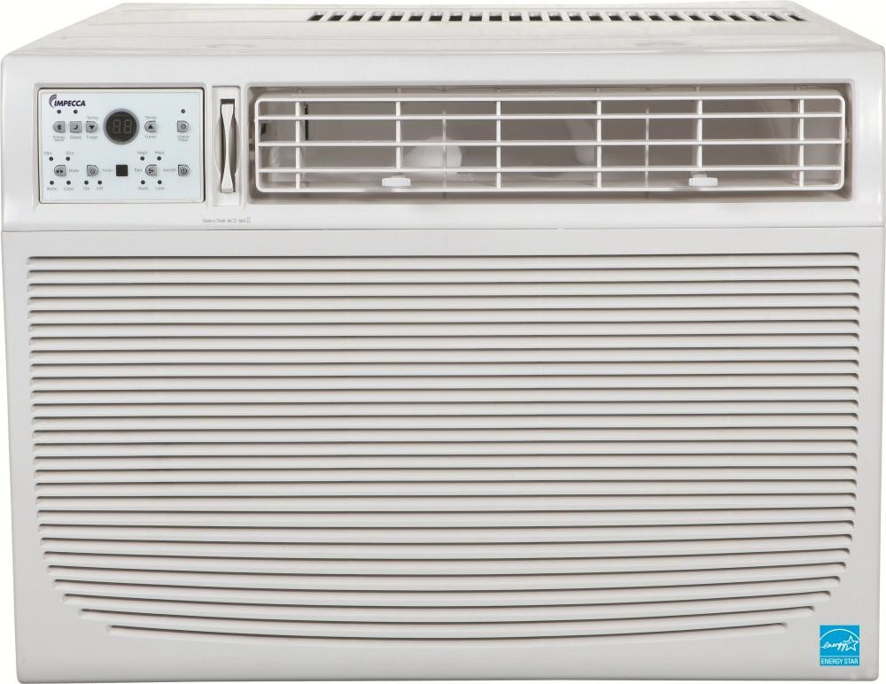 BTU Window Air Conditioner with Electronic Controls