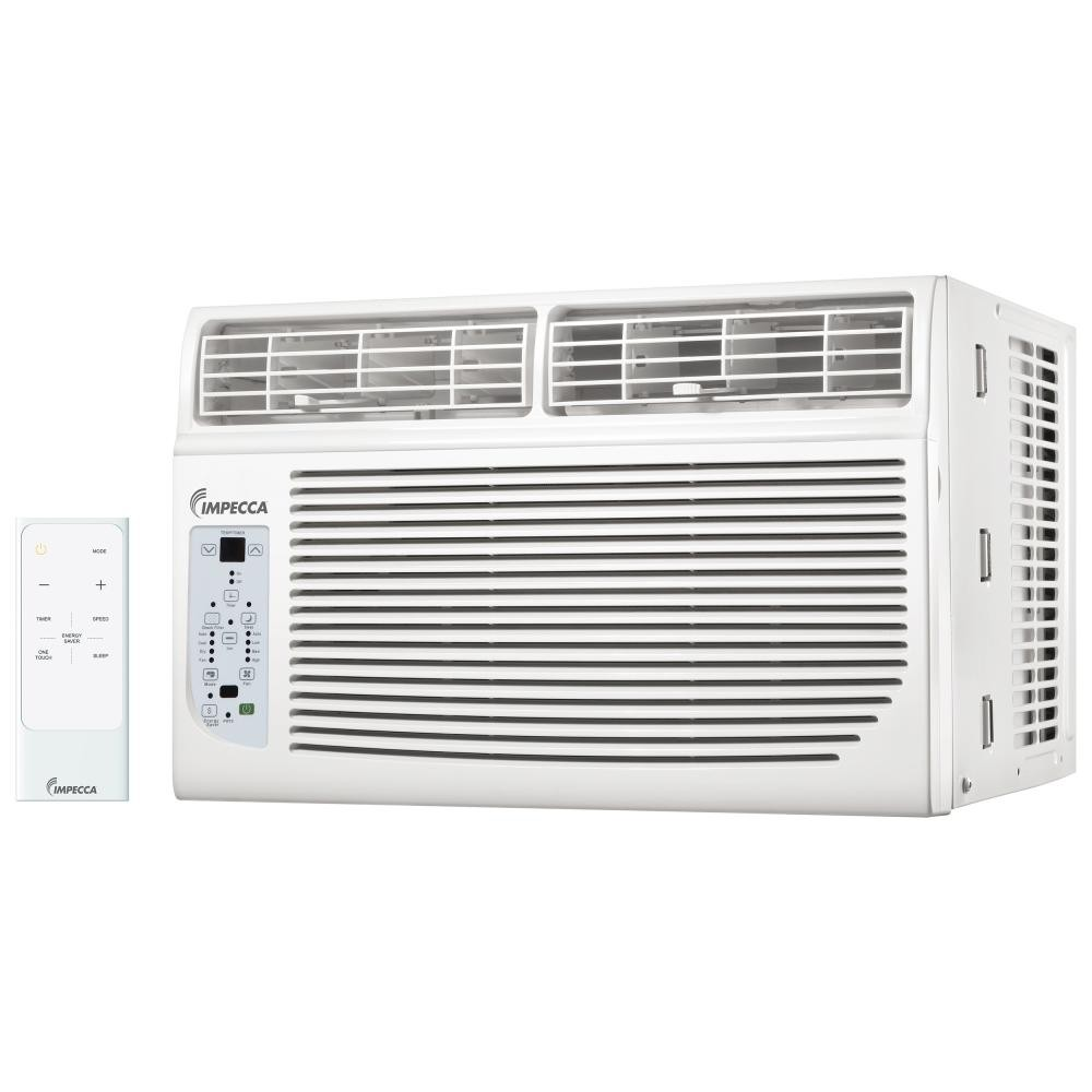 6 000 Btu Electronic Controlled Window Air Conditioner