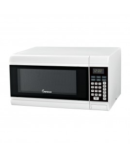 0.9 CU. FT. Counter-Top Microwave Oven, White