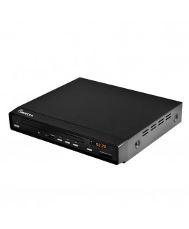 5.1 Channel Slim & Compact DVD Player with HDMI Output and SD/USB Reader