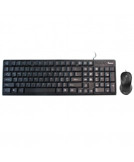 Desktop USB Keyboard and Mouse Combo