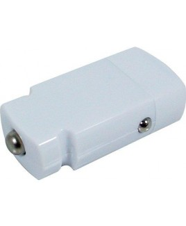 5-Watt Car Adapter - White