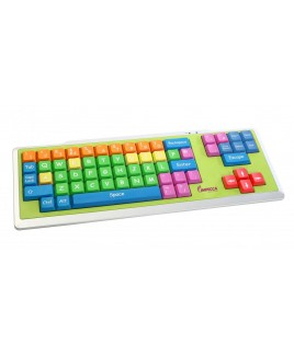 KBC101 Junior Keyboard - Green