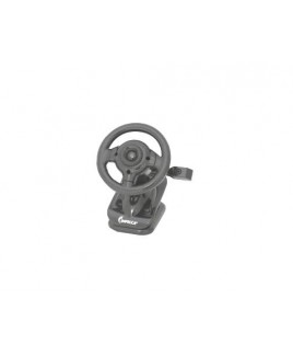 WC100 Steering Wheel Webcam with Built-in Mic Black