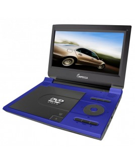 Portable DVD Player with 9-inch Widescreen Display