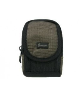 DCS25 Soft Compact Camera Case Black/Green