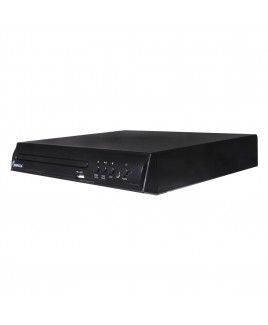 Compact Home DVD Player with USB Playback