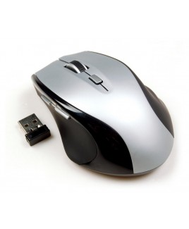 WM702 Wireless Optical Mouse - Grey