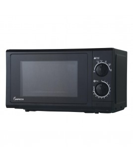 0.6 Cu. Ft. 700 Watts Countertop Microwave Oven, Black