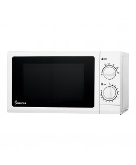 0.6 Cu. Ft. 700 Watts Countertop Microwave Oven, White